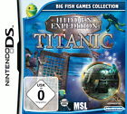 Hidden Expedition: Titanic (Nintendo DS, 2012)