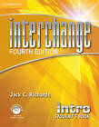 Interchange Intro Student's Book with Self-Study DVD-ROM by Jack C. Richards (Mixed media product, 2012)