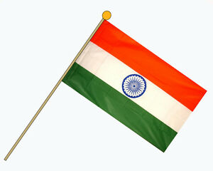INDIA-FLAG-18-X-12-for-boats-treehouses-caravans-boat-caravan-flags-INDIAN
