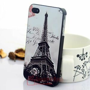 Classic-Paris-Relief-Eiffel-Tower-Snap-on-Hard-Case-Cover-For-Apple-iPhone-4G-4S