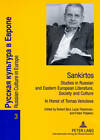 Sankirtos Studies in Russian and Eastern European Literature, Society and Culture: In Honor of Tomas Venclova by Peter Lang AG (Paperback, 2008)