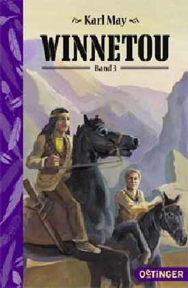 Taschenbuch WINNETOU Bd. 3 von Karl May, wie neu (T-8774)