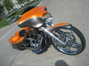 3-034-Black-Harley-Davidson-Windshield-96-amp-up-TOURING-FLHX-STREET-GLIDE-FLH