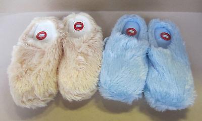 Señoras Zapatillas En Piel O Azul Con Espuma plantilla sólo £ 6.99!! - Fss