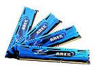 G. SKILL F3-1866C9Q-16GAB (16GB, PC3-14900 (DDR3-1866), DDR3 SDRAM, 1866 MHz, DIMM 240-pol.) RAM Module