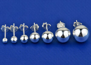 1-pair-925-Sterling-Silver-Round-Ball-Stud-Earrings-3mm-4mm-5mm-6mm-7mm-9mm-10mm