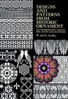 Designs and Patterns from Historic Ornament by W. Audsley, George Ashdown Audsley (Paperback, 1968)