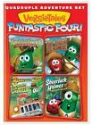 Veggie Tales: Funtastic Four (DVD, 2013, 2-Disc Set)
