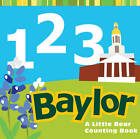 1, 2, 3 Baylor: A Little Bear Counting Book! by Big Bear Books (Hardback, 2012)
