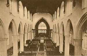 CAWSTON-Norfolk-Church-interior-BATTSON-of-Cromer