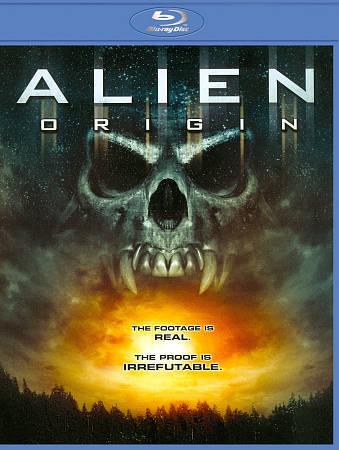Alien Origin (Blu-ray Disc, 2012)New