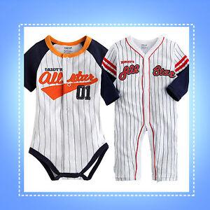 NWT-Vaenait-Baby-Newborn-Baby-boy-039-s-Cute-Adorable-Bodysuit-034-All-Star-034