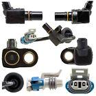 ABS Wheel Speed Sensor Rear Airtex 5S4882