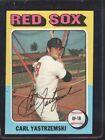 1975 Topps Carl Yastrzemski #280 Baseball Card