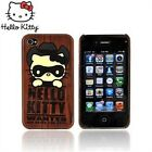 Genuine Hello Kitty At&t/ Vzw Apple Iphone 4 Iphone 4s Hard Back Cover Case Sancc0052 - Wester...