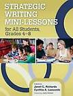 Strategic Writing Mini-Lessons for All Students, Grades 4-8 by SAGE Publications Inc (Paperback, 2013)