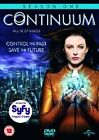 Continuum - Series 1 - Complete (DVD, 2013, 3-Disc Set)