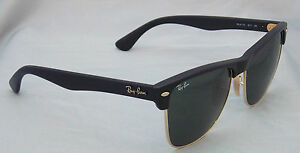 ray ban clubmaster sunglasses oversized  new ray ban oversized clubmaster rb4175 877 sunglasses