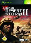 Conflict: Desert Storm II (Microsoft Xbox, 2003, DVD-Box)