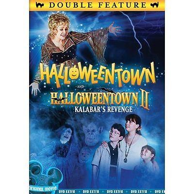 Halloweentown Double Feature DVD Region 1, NTSC