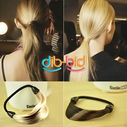 Hot Korean Version Simulation Pigtail Wig Cannabis Hair Ring Hair Rope Headban