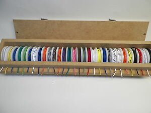 300 FEET GXL TXL AUTOMOTIVE WIRE 14 16 18 20 22 SOLID OR STRIPED ...