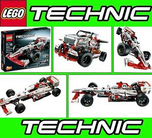 LEGO-TECHNIC-42000-Grand-Prix-Racer-Formula-1-Racing-Car-Ferrari-HOT-ROD-2in1