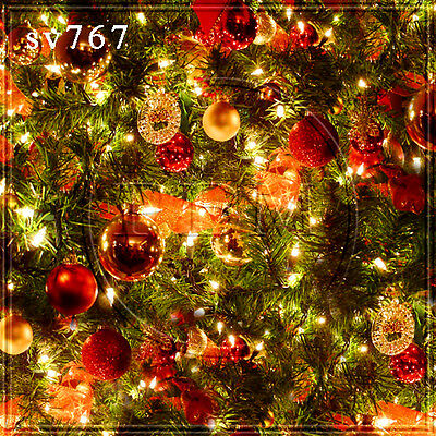 XMAS 10x10 FT CP (COMPUTER PRINTED) PHOTO SCENIC BACKGROUND BACKDROP sv767