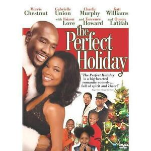 image is loading the perfect holiday dvd morris chestnut queen latifah - Queen Latifah Christmas Movie