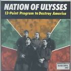 The Nation of Ulysses - 13-Point Program to Destroy America (1997)