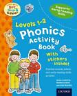 Oxford Reading Tree Read with Biff, Chip, and Kipper: Levels 1-2: Phonics Activity Book by Roderick Hunt, Charlotte Raby (Paperback, 2013)