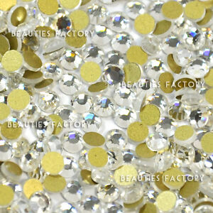 BF-Crystal-1440pcs-SS10-Flatback-Clear-Color-BF-CLEAR-FULL
