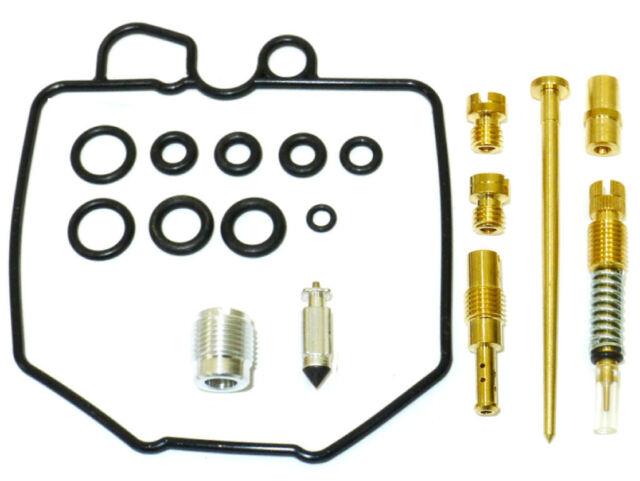 Honda CB750F Super Sport 1980-1981 Carb Carburetor Rebuild Repair Kit Supersport