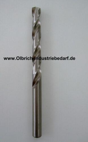 DIN 338 Spiralbohrer HSS-G Bohrer 1mm 10,2mm geschliffen