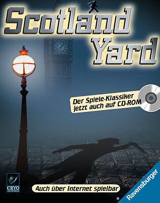 Scotland Yard (PC, 1998 im Jewel Case) sehr guter Zustand - Rarität