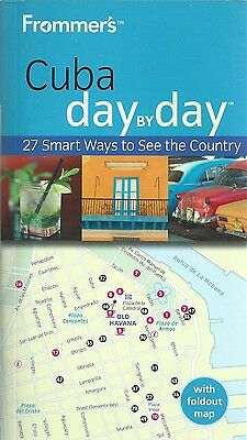 Frommer's Cuba Day by Day *FREE SHIPPING - NEW*