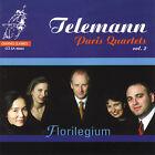Georg Philipp Telemann - Telemann: Paris Quartets, Vol. 2 (2004)