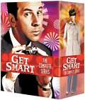 Get Smart - Series 1-5 - Complete (DVD, 2008, 25-Disc Set, Box Set)