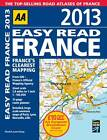 AA Easy Read France: 2013 by AA Publishing (Paperback, 2012)
