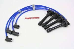 Details about 89-92 MITSUBISHI GALANT VR4 GSX NGK SPARK PLUG WIRES on