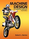 Machine Design by Robert L. Norton (2010, CD-ROM / Hardcover, New Edition)