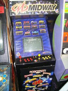 midway arcade machine