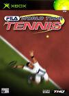 Fila World Tour Tennis (Microsoft Xbox, 2002, DVD-Box)