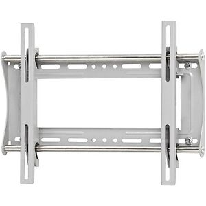 Omnimount-U-2FP-Fixed-Wall-Mount-for-23-034-to-42-034-Flat-Panel-Displays-Silver