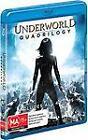 Underworld / Underworld - Evolution / Underworld - Rise Of The Lycans / Underworld - Awakening (Blu-ray, 2012, 4-Disc Set)