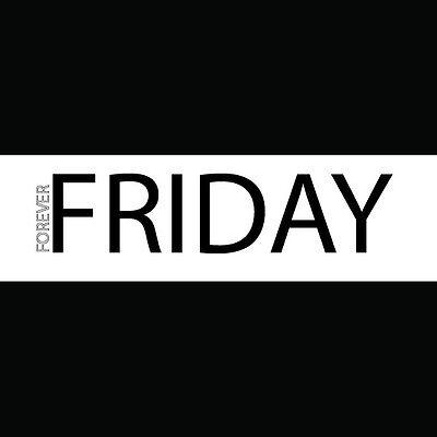 Forever Black Friday