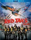 Red Tails (Blu-ray/DVD, 2012, Canadian)