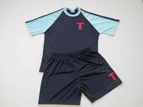 New Team 1 Completo Benji 1 Cappellino 1 Pantalone Benji 4 Completi Calcio Toho