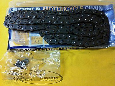 530 Renolds Drive Chain 5/8 x 3/8 100 links Suit Norton, Triumph, BSA