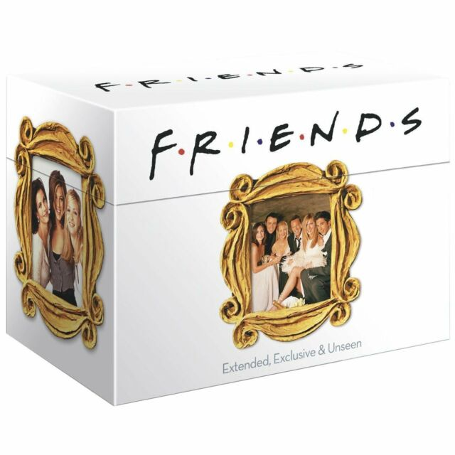 Friends Complete Series Seasons 1-10 DVD Box Set R4 15th Anniversary Edition